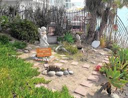 garden family laguna beach leaders hope to rescue neglected aids memorial garden