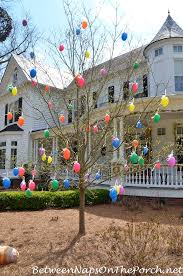 outdoor easter decorations decorate outdoors for easter