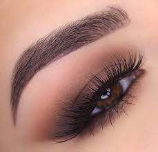 ouu lala what sultry looking eyes love this soft smokey by dana packett using these goos lashes lash in the city shadows tarte cosmetics