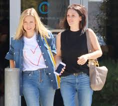 Kristen Bell House by Kristen Bell And Rachel Bilson In Jeans Out And About In Los