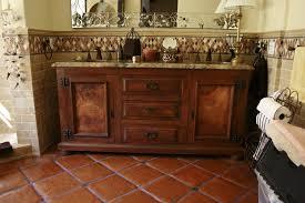 Furniture Style Bathroom Vanities Spanish Style Bathroom Vanity Dashing Spanish Style Furniture