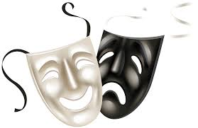 edit and free download theater masks png clip art png image