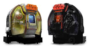 100k gets you this special star wars arcade machine exclusive