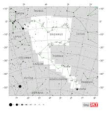 star map of orion constellation resource dashboard