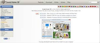 3d Home Design Software Tutorial Pictures Sweet Home Software Free Download The Latest
