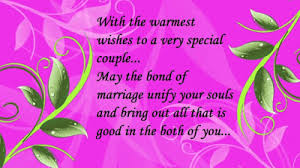Beautiful Marriage Wishes Best Marriage Wishes