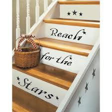 roommates reach for the stars peel and stick wall decals single