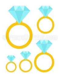 diamond ring pattern use the printable outline for crafts