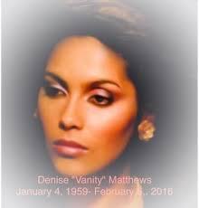 Where Is Vanity Now Denise Matthews Age Old Debate Vanity Or Apollonia Tellmehowilooknow