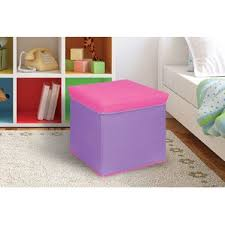 kids storage ottomans you u0027ll love wayfair