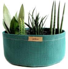 Large Planter Pot by Garden Pots Breathable Geotextile Plant Pots Jardisac