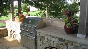 customized outdoor kitchens rosehill gardens kansas city