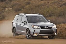 Comparison Subaru Forester 2 5i Limited Pzev 2015 Vs Toyota