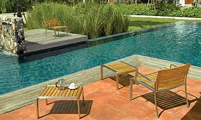 Modern Pool Furniture by Classic Modern Outdoor Furniture Design Ideas Grace Collection By