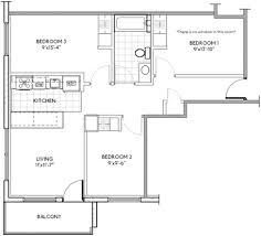 One Madison Floor Plans The Humbucker Apartments Madison Wi