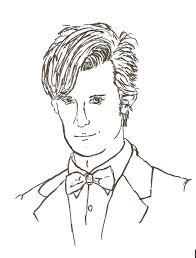 eleventh doctor by lulu joy on deviantart