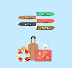 world travel guide images Baggage travel asia america europe africa australia travel jpg