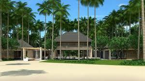 Leonardo Dicaprio Home by Leonardo Dicaprio Turned His Island Into An Eco Resort