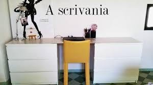Camera Per Ragazza Ikea by Scrivania Da Camera Scrivania A Scomparsa Sostenuta Da Sottili