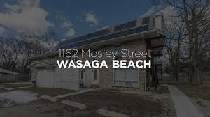 1162 mosley st wasaga beach income property youtube