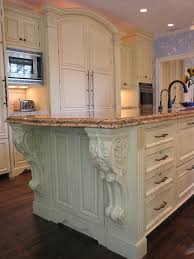 kitchen island with corbels big photo database of corbels used in interiors kitchens bars