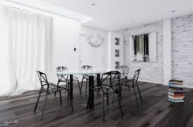 black and white dining room ideas 13 black and white dining room interior design ideas