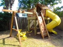 Backyard Play Forts by Custom Playsets Play Forts Swingsets Playgrounds And Tree Houses