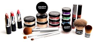 cosmetics products make up