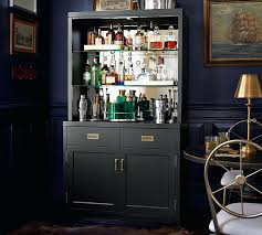 Black Bar Cabinet Black Bar Cabinet Arianna Black Stain Home Bar Wine Cabinet Corner
