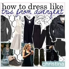 how to dress like tris from divergent fashion tips pinterest