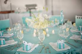 Blue Christmas Wedding Decorations by Chesapeake Bay Wedding Reception Kelly Robert United With Love