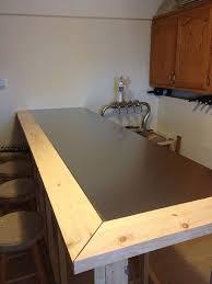basement bar top ideas 009 build a bar top thread basement home design 23 concrete bear