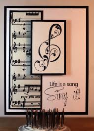 367 best cards musical images on pinterest cards masculine