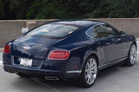 bentley ghost coupe 2014 bentley continental gt v8 s stock 4nc096190 for sale near