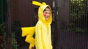 Pikachu Halloween Costume Kids Halloween Costumes Kids