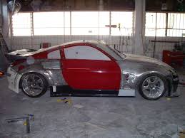 widebody subaru forester wide body 350z gt refinishers blog