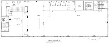 floor plan for gym building u0026 amenities u2013 bogart house