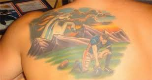 10 of the craziest denver broncos tattoos you will ever see in