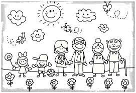 imagenes de amor para dibujar grandes imagenes de una familia para colorear facil archivos imagenes de
