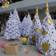 Metal Frame Outdoor Christmas Decorations by Large Metal Frame Christmas Tree White Christmas Tree For Outdoor