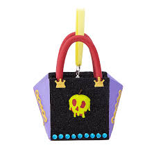 your wdw store disney purse ornament evil queen from snow white