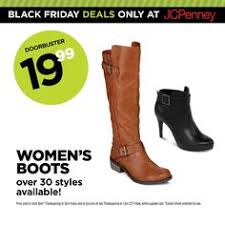 womens boots on sale jcpenney jcpenney black friday deal kick start your shopping with