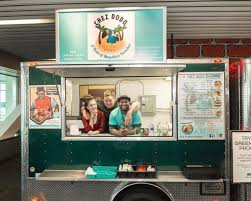 Oregon travel pod images Food carts at pdx travel portland jpg