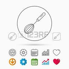 outil cuisine icône de fouet signe de l outil de cuisine ustensile de cuisine