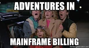 Adventures In Babysitting Meme - adventures in mainframe billing adventures in babysitting meme