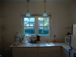 kitchen lighting pendant lights height different countertop on