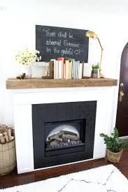 fireplace mantels designs diy makeover written not just housewife