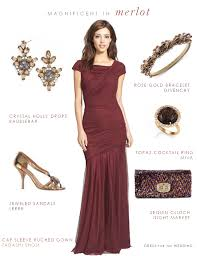 dress for the wedding evening gown