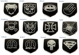 custom dodge ram badges 05 08 dodge magnum emblems