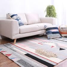 ou jeter un canapé tissé jeter coussin couverture de toile de coton canapé